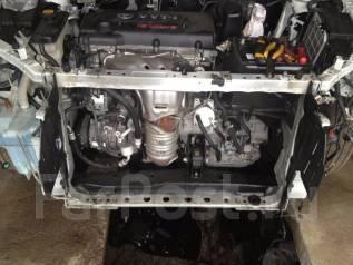 Крепление радиатора. Toyota RAV4, ACA31, ACA31W, ACA36, ACA36W Двигатель 2AZFE