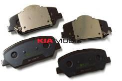 Колодка тормозная. Kia cee'd Kia K5 Kia Magentis Kia Optima Hyundai i30, GD Hyundai Veloster, FS