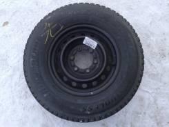 195/80R15 105/107LT Bridgestone Blizzak Revo 969+штамповка 6*139,7. 6.0x15 6x139.70 ET33 ЦО 107,0мм.