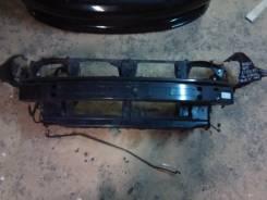 Жесткость бампера. Subaru Legacy