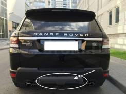 Накладка на бампер. Land Rover Range Rover Sport, L494, L320 Двигатели: 30DDTX, 508PS, 368DT, LRV6, 508PN, 448DT, LRV8, 306DT