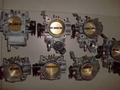 Заслонка дроссельная. Mitsubishi Lancer Cedia, CS2A, CS2W, CS2V, CS3A, CS1A, CS3W Mitsubishi Lancer, CS2A, CS1A, CS3A, CS3W, CS2V, CS2W Двигатели: 4G1...