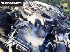 Двигатель. Mitsubishi Pajero, V98W Двигатель 4M41