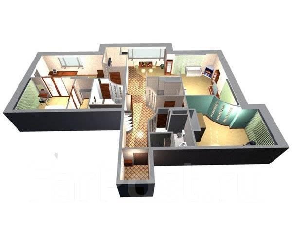 Перепланировка и переустройство жилого помещения узаконить