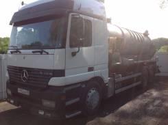 Mercedes-Benz Actros 3331K. Продается вакуумный каналопромывочный илосос Мерседес, 12,50куб. м.