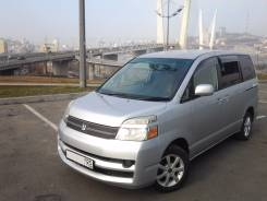 Услуги микроавтобуса Toyota Voxy c водителем во Владивостоке и по краю