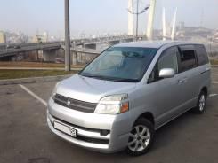 Услуги микроавтобуса Toyota Voxy c водителем. С водителем