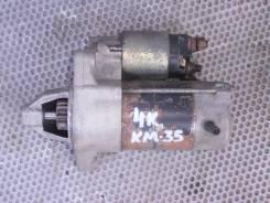 Стартер. Toyota Lite Ace, KM35V, KM35 Двигатель 4K