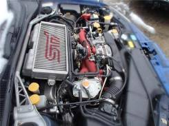Двигатель. Subaru Impreza WRX STI Двигатель EJ20