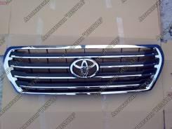 Решетка радиатора. Toyota Land Cruiser, J200, URJ202, URJ202W, UZJ200, UZJ200W, VDJ200