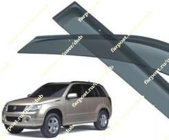 Ветровики оригинального качества, комплект, Escudo (Эскудо) с 05г. -