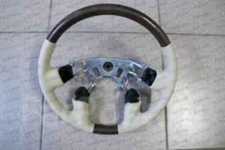 Руль. Nissan Patrol, Y62