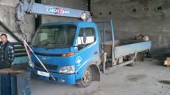 Toyota Toyoace. Продается грузовик с манипулятором Toyota toyoace, 4 000 куб. см., 3 000 кг.