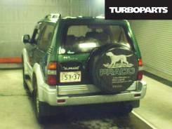 Бампер. Toyota Land Cruiser Prado, FTV, VZJ95W, VZJ90W, KDJ95W, KZJ90, KDJ90W, RZJ95W, KZJ90W, RZJ90W, KZJ95W Двигатели: 3RZFE, 5VZFE, 1KZTE, 1KDFTV