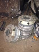 Продам диски грузовые 6JJ R17.5 Исудзу Форвард - FRR32. 6.0x17.5