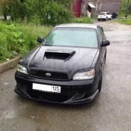 Бампер. Subaru Legacy B4, BE9, BEE, BE5