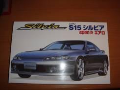 Сборная модель Nissan Silvia S15 SPEC R (Aoshima 1:24)