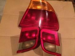 Планка под фонарь. BMW 3-Series, E46/3, E46/2, E46/4