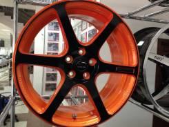 Sakura Wheels. 7.5x17, 4x100.00, 5x100.00, 4x114.30, ET42, ЦО 73,1мм.
