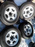 Комплект шин 195R15LT 107/105L Toyo M917 на литье 6x139,7
