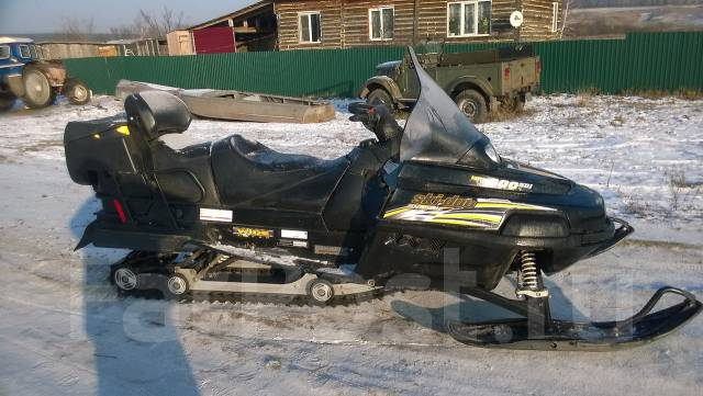 Prodam Snegohod V Kemerovo Brp Ski Doo Skandic Suv H O Sdi