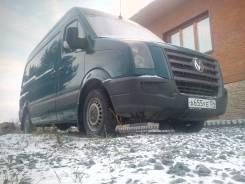 Volkswagen Crafter. Продам цельнометаллический фургон, 2 500 куб. см., 1 500 кг.