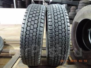 Bridgestone Blizzak W965. Зимние, без шипов, 2010 год, износ: 10%, 2 шт