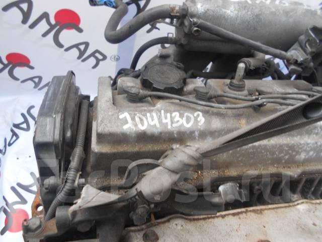 Двигатель в сборе. Toyota: Nadia, Corona, Ipsum, Gaia, RAV4, Camry, Carina ED, Corona Exiv, Town Ace Noah, Carina, Celica, Caldina, Corona Premio, Mar...