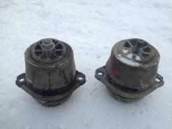 Подушка двигателя. Volkswagen Touareg, 7LA, 7L7, 7L6 Двигатель BAC