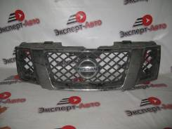 Решетка радиатора. Nissan Pathfinder, R51M Nissan Navara, D40, D40M