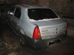 Разъем Renault Logan