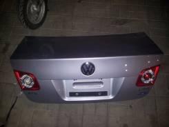 Крышка багажника. Volkswagen Jetta, 1K2 Двигатели: BMY, BKD, CBDB, CJAA, BLR, BLX, BLY, BVY, BVZ, BKC, BLS, BXE, BSF, BSE