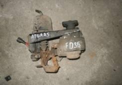 Коробка отбора мощности. Nissan Atlas Двигатель FD35