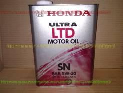 Honda. Вязкость 5W30, гидрокрекинговое