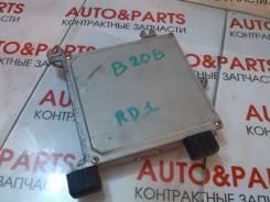 Блок управления двс. Honda CR-V, RD1, E-RD1 Двигатель B20B