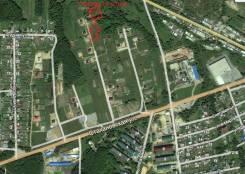 Земельный участок 14 соток по ул Авиационной (Солнечный р-н). 1 341 кв.м., собственность, электричество, от агентства недвижимости (посредник). Схема...
