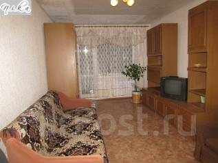 1-комнатная, улица Борисенко 76. Борисенко, агентство, 32 кв.м. Комната