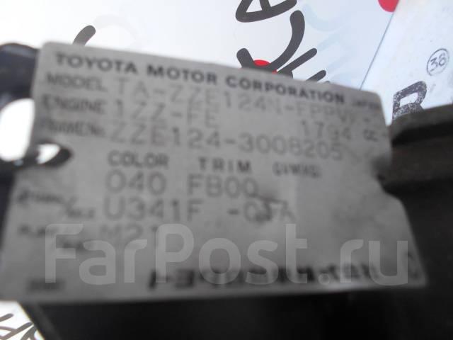 АКПП. Toyota: Premio, Corolla, Corolla Fielder, Allion, Corolla Runx, Caldina, Corolla Spacio, Allex, Opa, Wish, WiLL VS Двигатель 1ZZFE