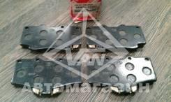 Колодка тормозная дисковая. Toyota 4Runner, LN106, RN106, YN135, RN110, RN130, RN120, VZN105, VZN61, VZN131, RN101, RN135, LN135, LN111, RN105, RN121...