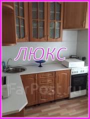 1-комнатная, улица Некрасовская 96/4. Некрасовская, агентство, 35 кв.м. Кухня