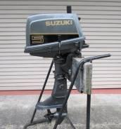 Suzuki. 5,00л.с., 2х тактный, бензин, нога S (381 мм)