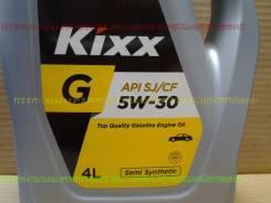 GS Oil. Вязкость 5W30, полусинтетическое