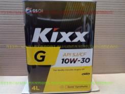 GS Oil. Вязкость 10W30, полусинтетическое