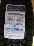 Maxtrek Trek M900. Зимние, под шипы, 2017 год, без износа, 4 шт