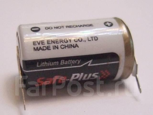 Литиевая батарейка EVE ER14250/14250M (saft) аналог Minamoto