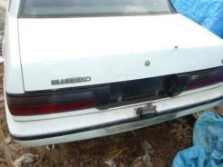 Крышка багажника. Nissan Bluebird, SU12
