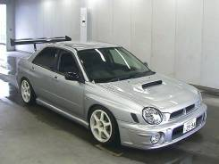 Subaru Impreza WRX STI. GDA, EJ205