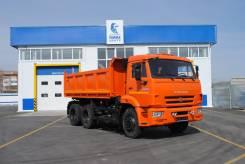 Камаз 65115. Автомобиль-самосвал -6059-19, 6 700 куб. см., 15 000 кг.