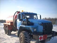 Урал 4320. Продам АКН-10 на шасси УРАЛ 2008 г., 3 000куб. см., 10 000кг., 6x6