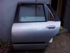 Дверь багажника. Nissan Primera, P11E, P11, WQP11 Nissan Primera Wagon, WQP11 Двигатель QG18DD